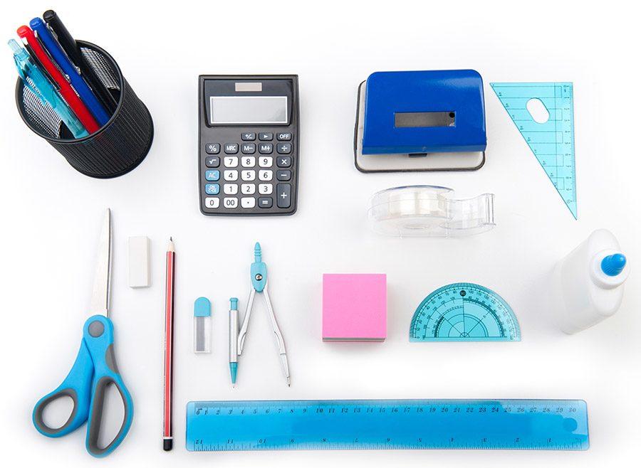 Capsatoare si perforatoare: accesorii utile pentru un birou organizat