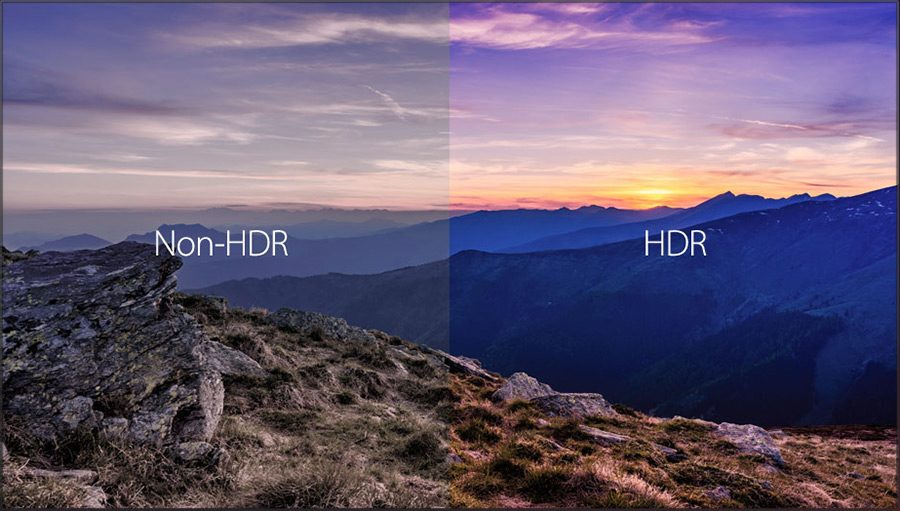 hdr high dynamic range