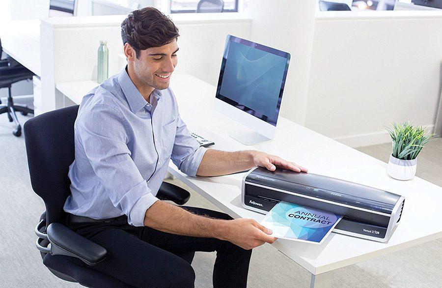 laminator de birou