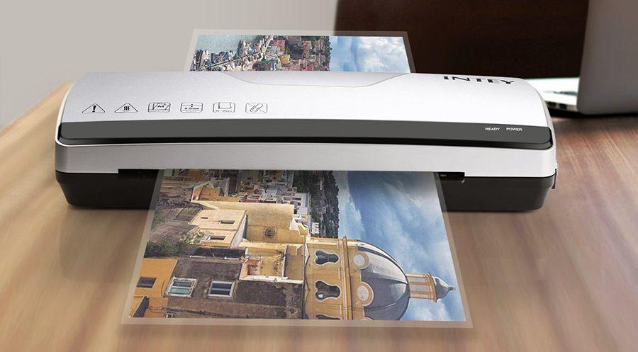 laminator fotografii