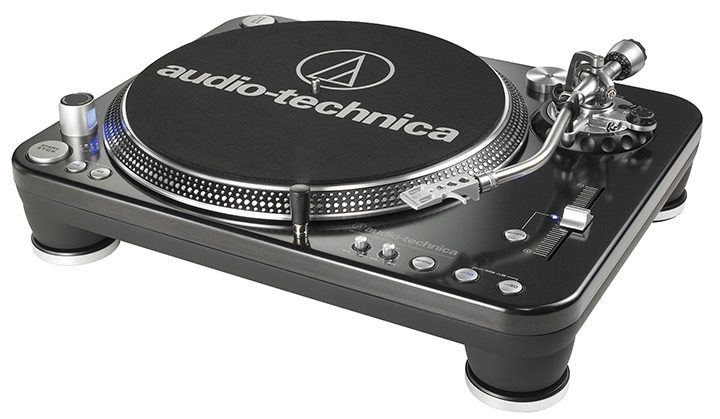 pick-up profesional pentru DJ