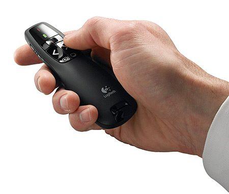 presenter wireless ergonomic