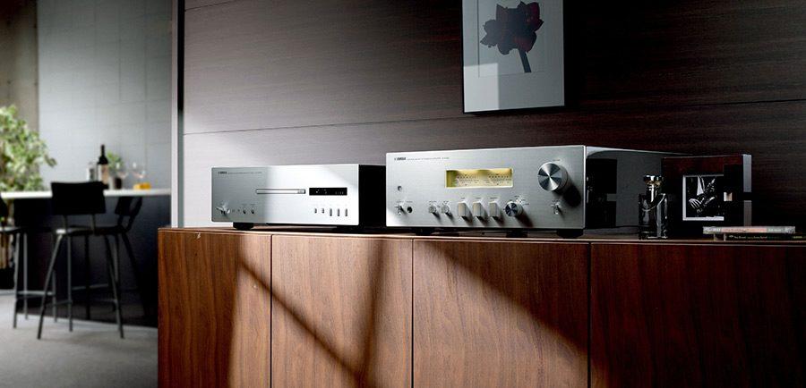 sistem amplificator cd player