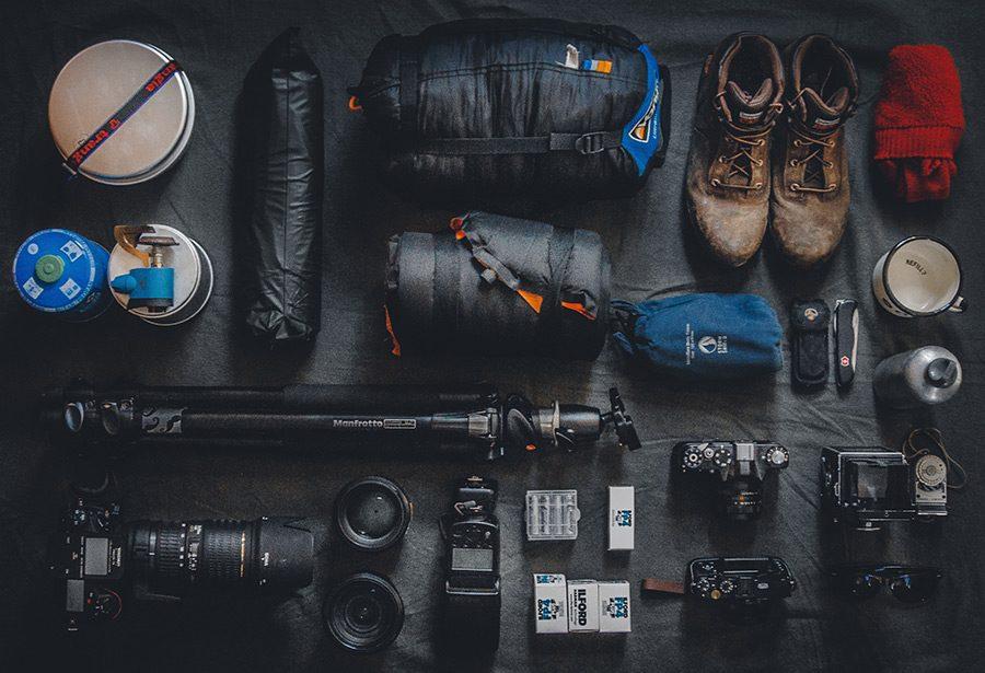 accesorii echipament camping