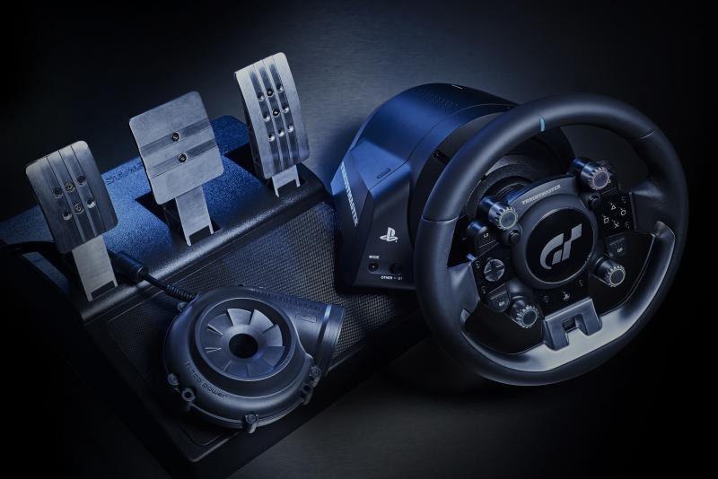 kit volan cu pedale