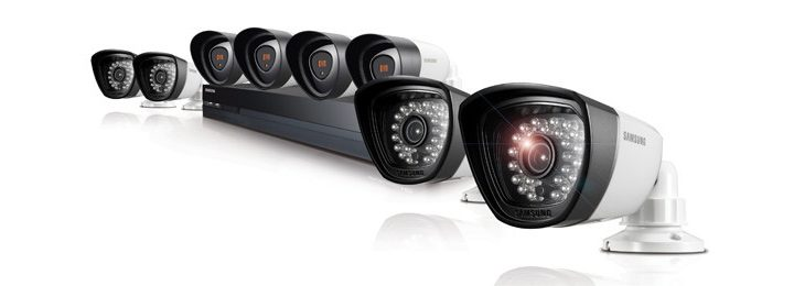 sisteme cu camere de supraveghere
