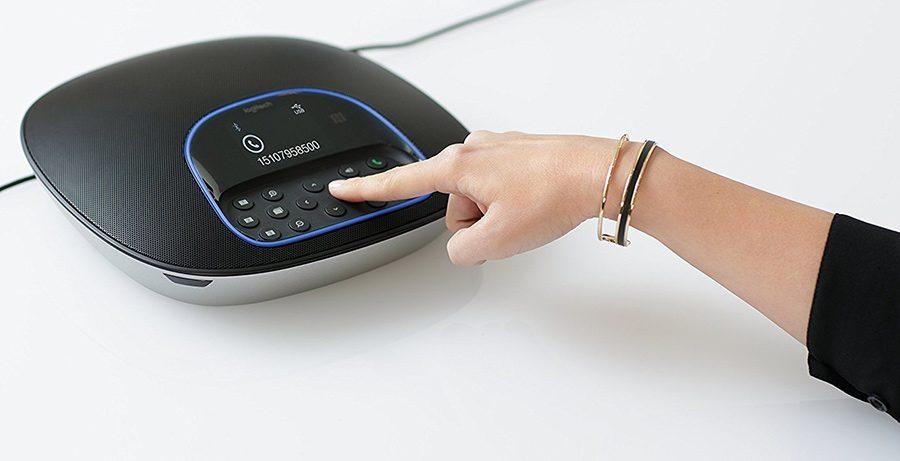 telecomanda cu fir sistem conferinta