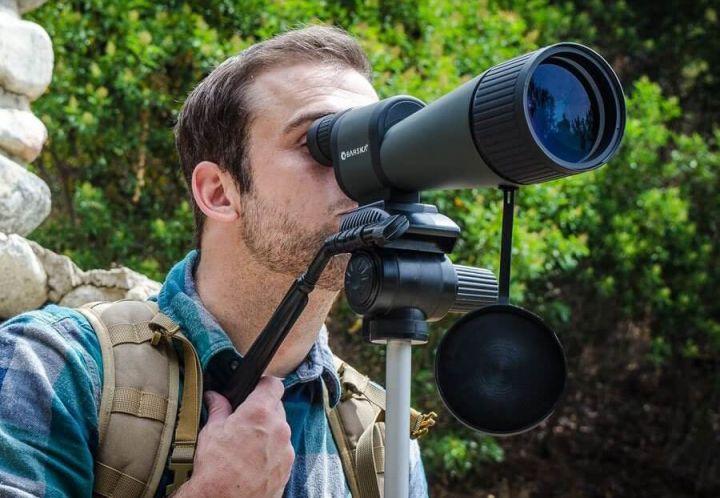 Cum alegi o luneta terestra pentru observatii clare de la distanta