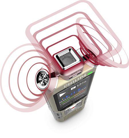 microfon 360 de grade