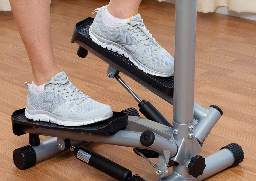 Stepper de fitness sau cum slabesti cu fiecare pas: caracteristici si tipuri