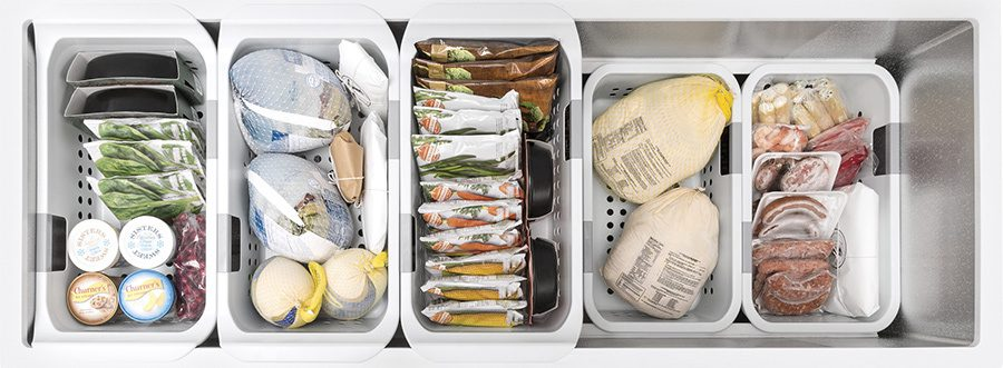 compartimente lada frigorifica