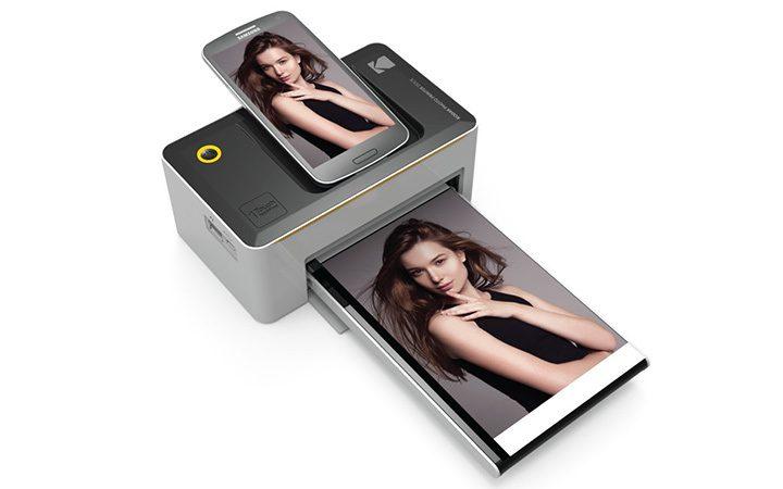 imprimanta foto portabila
