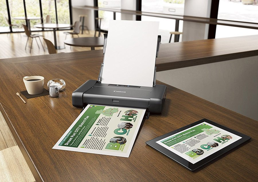 Cum alegi o imprimanta portabila pentru imprimare de documente in miscare