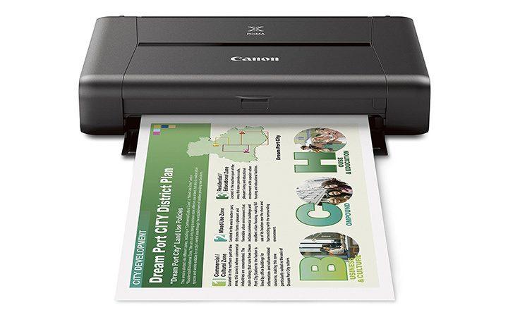 imprimanta portabila canon