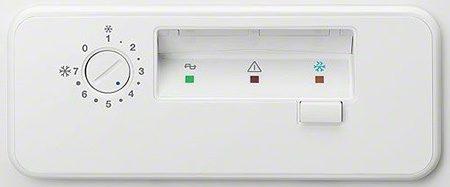 panou de control lada frigorifica
