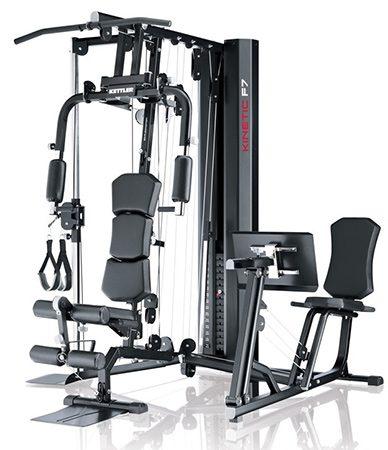aparat de fitness multifunctional kettler