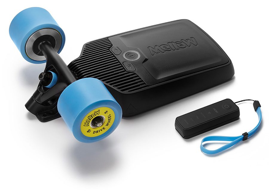 kit conversie skateboard electric
