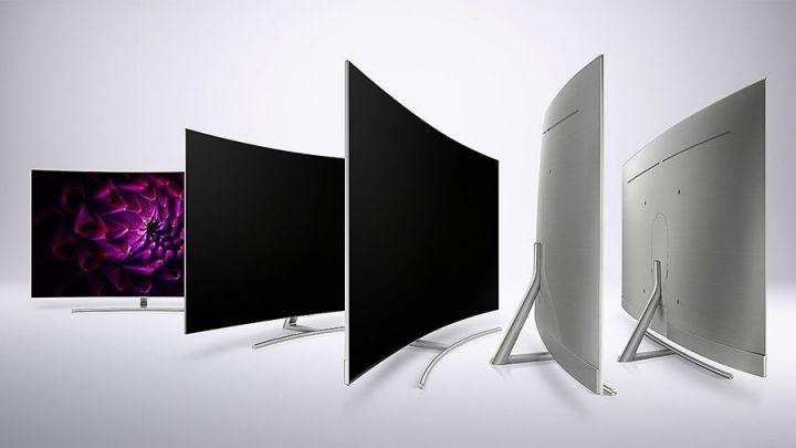 Televizor curbat sau cu ecran plat: Pro si Contra
