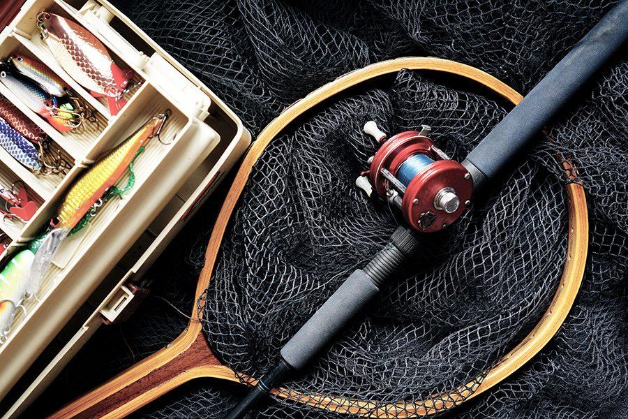 unelte de pescuit