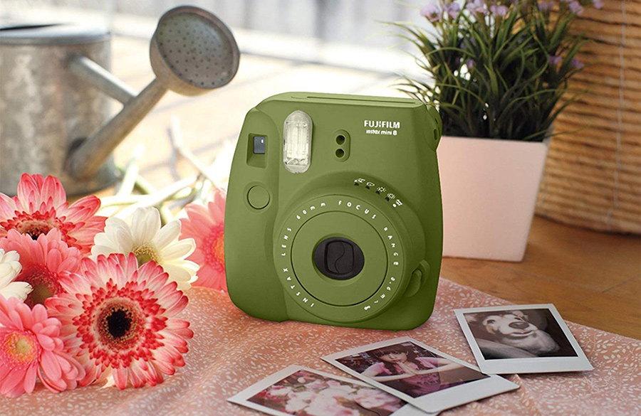 camera foto instax mini