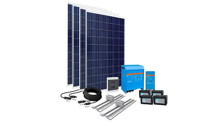sistem panouri fotovoltaice