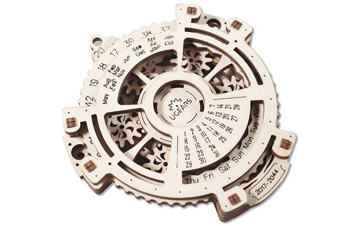 calendar steampunk