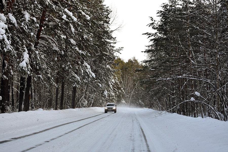 masina iarna drum cu zapada