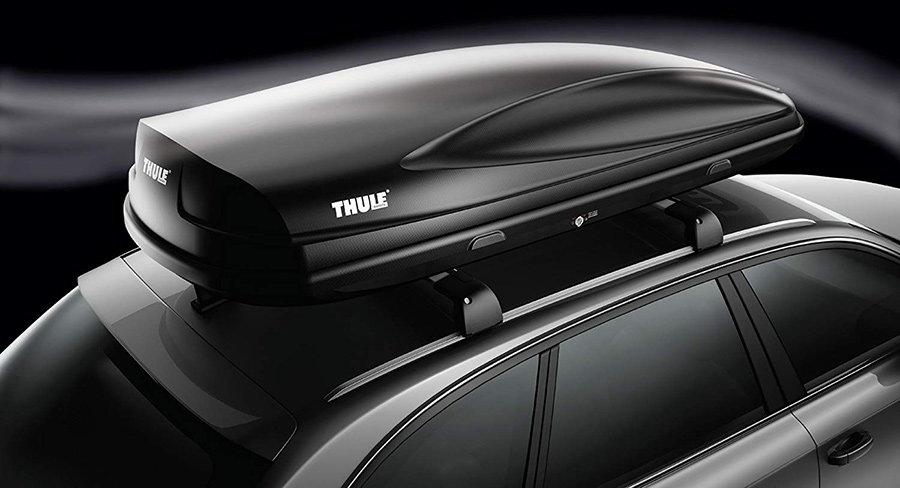 cutie portbagaj auto aerodinamica