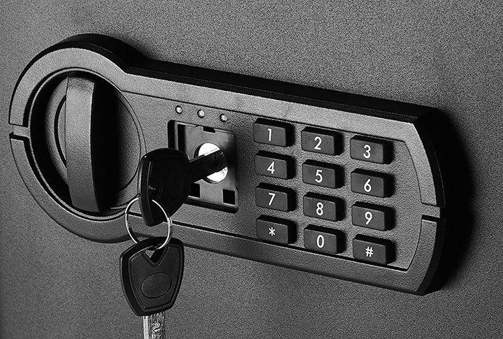 incuietoare cifru electronic