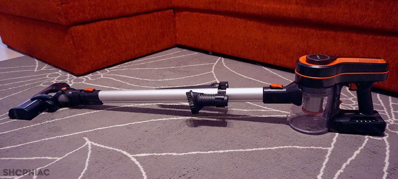 blitzwolf bw-ar182 cap padoseala cu tub prelungitor