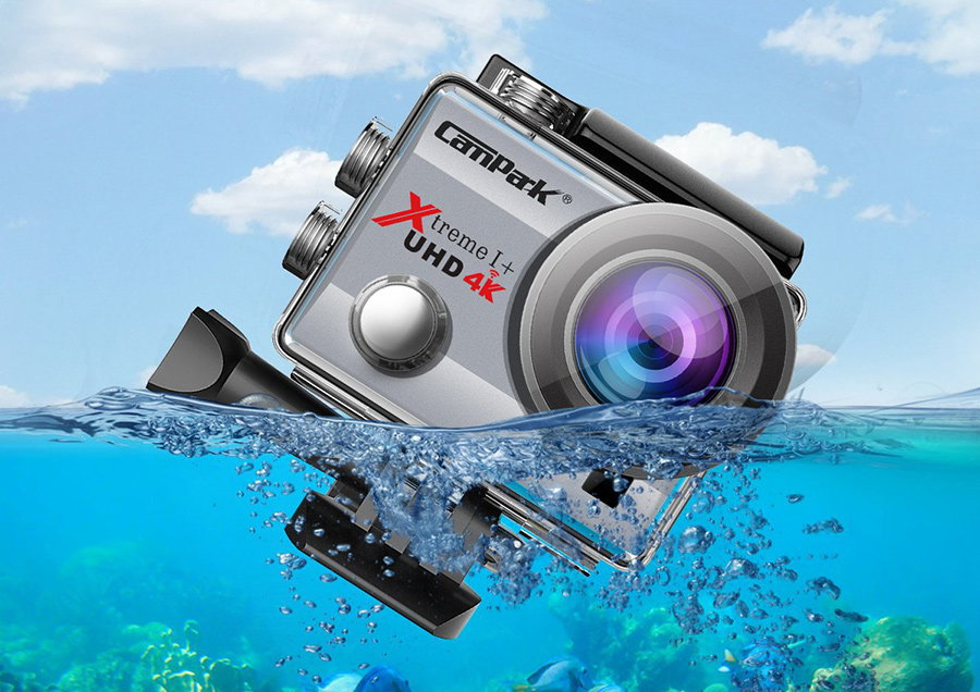 camera de actiune waterproof