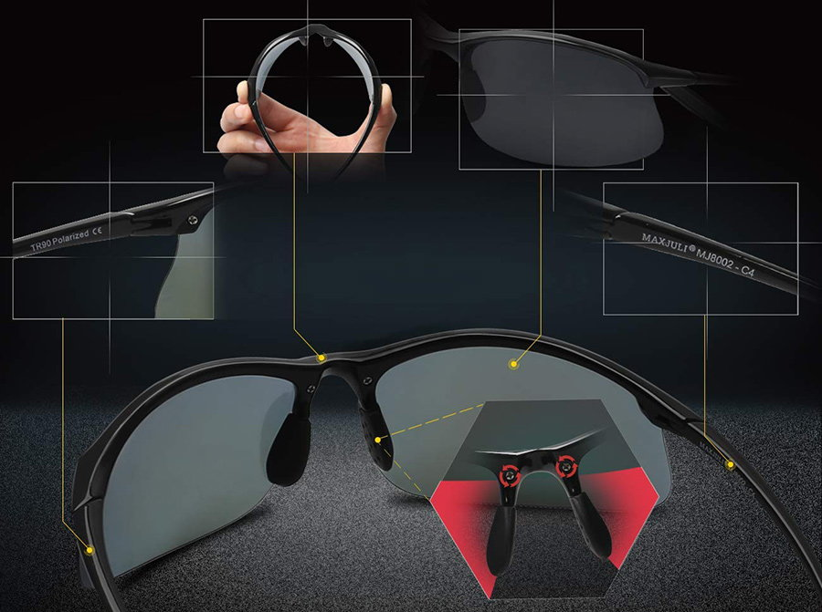 ochelari pentru sport