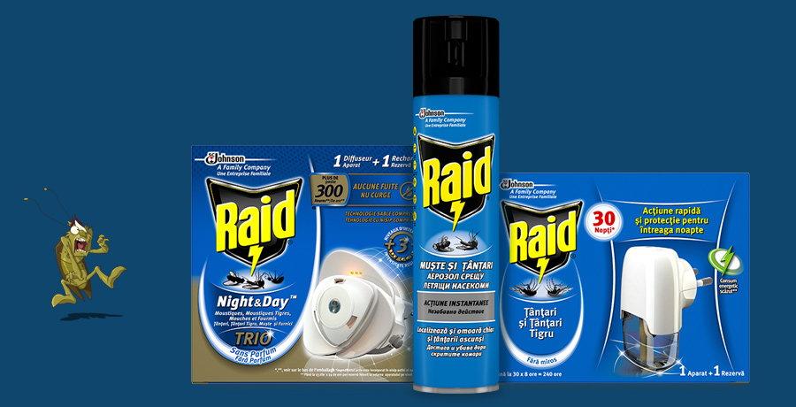 raid anti-insecte