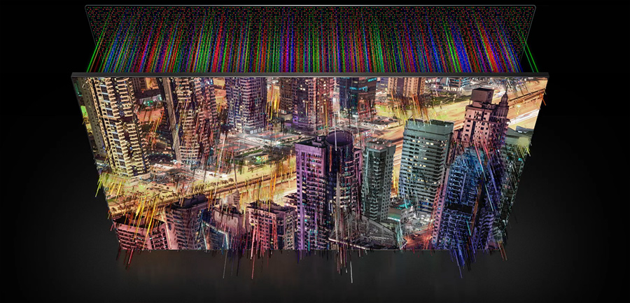 Ecrane QLED: ce sunt, avantajele tehnologiei pentru televizoare si monitoare