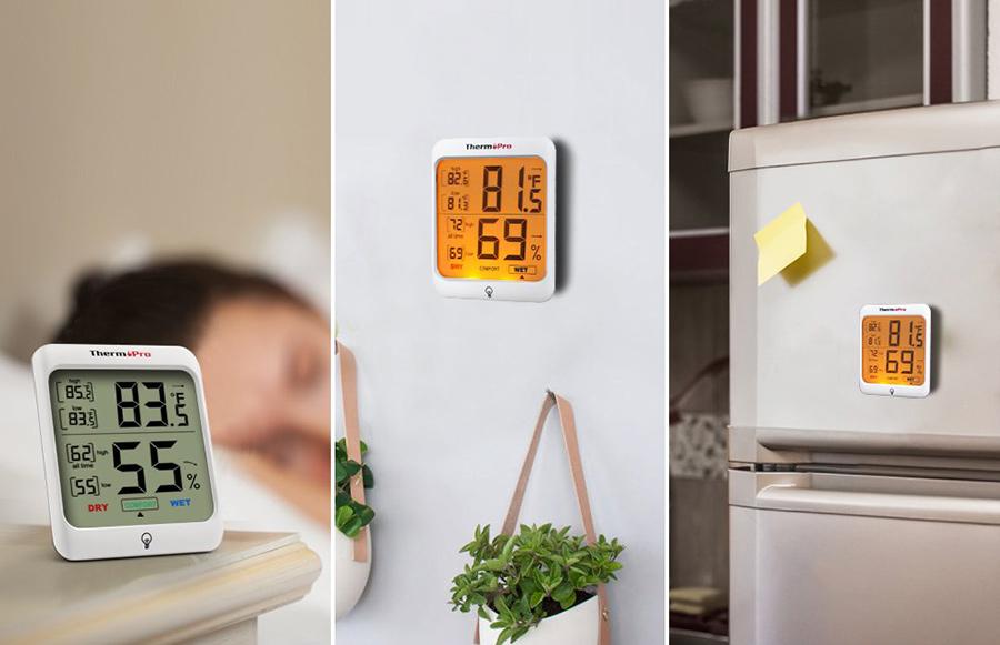 Higrometre: primul pas in controlul umiditatii din locuinta