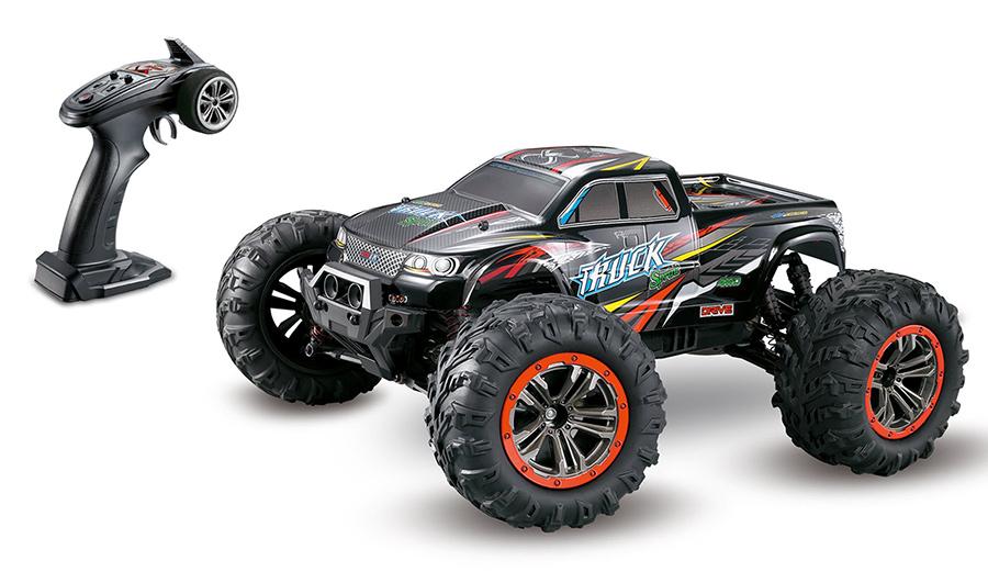 monster truck cu telecomanda