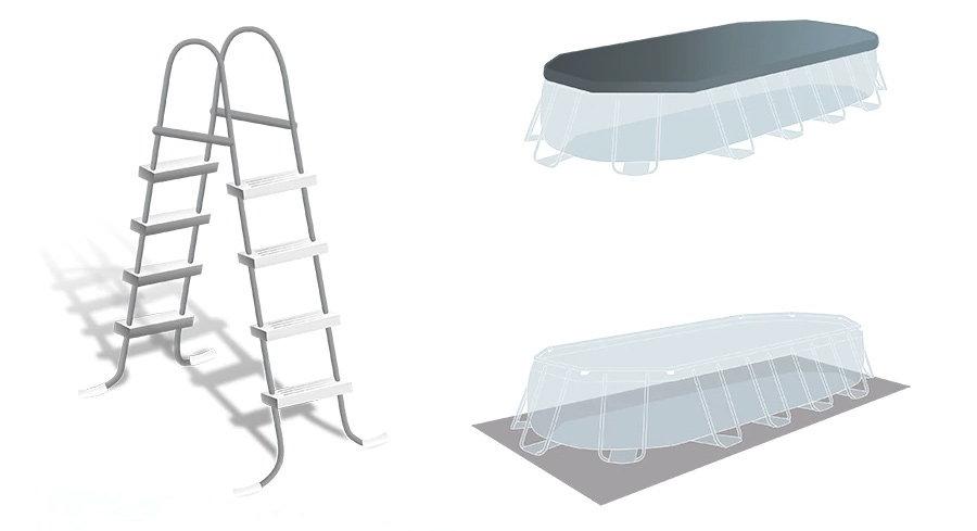 accesorii piscina supraterana
