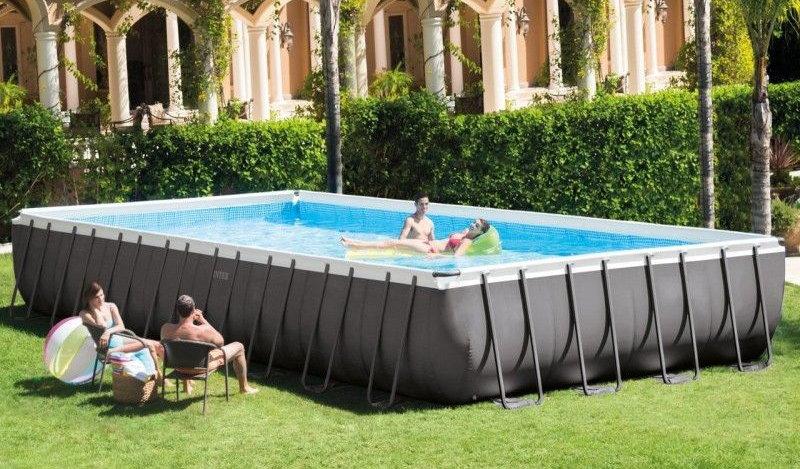 piscina supraterana de mari dimensiuni