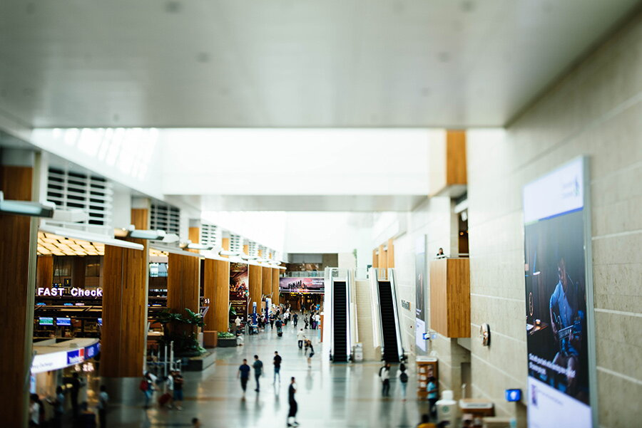 aeroport international