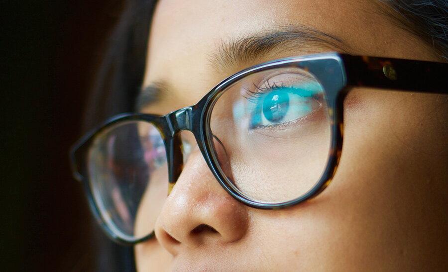 reflexie ochelari