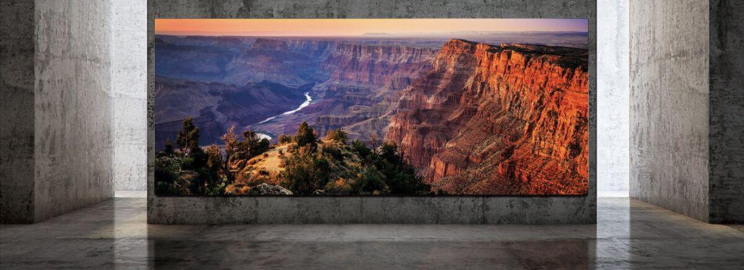 MicroLED: viitorul apartine televizoarelor modulare, cat tot peretele