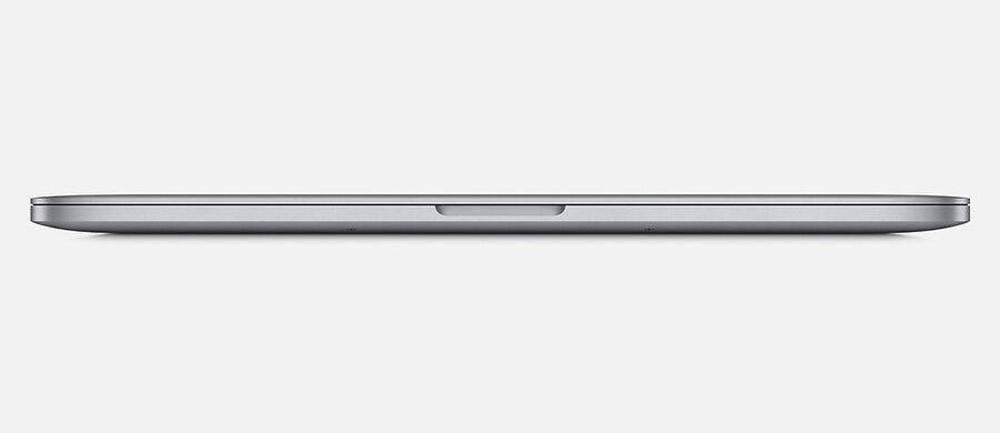 apple macbook pro 16 inch profil