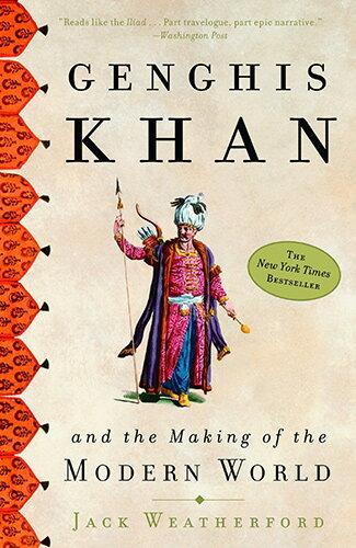 genghis khan jack weatherford