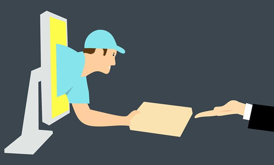 livrare colet comanda online