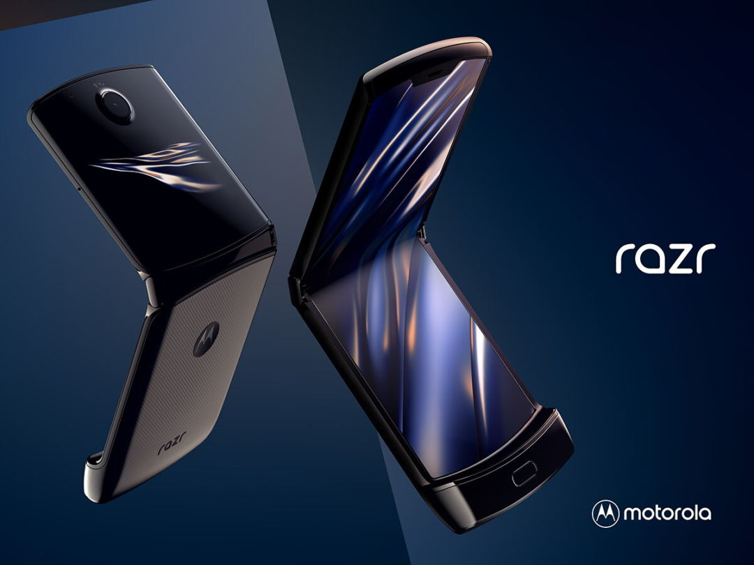 Motorola RAZR 2019: un telefon cool cu ecran pliabil