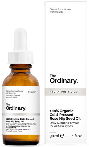 the ordinary organic cold pressed rose hip seed oil