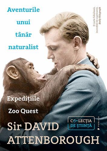 Aventurile unui tanar naturalist - David Attenborough