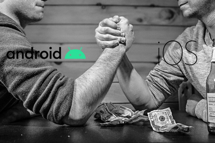 Ce telefon sa cumpar, cu Android sau cu Apple iOS?