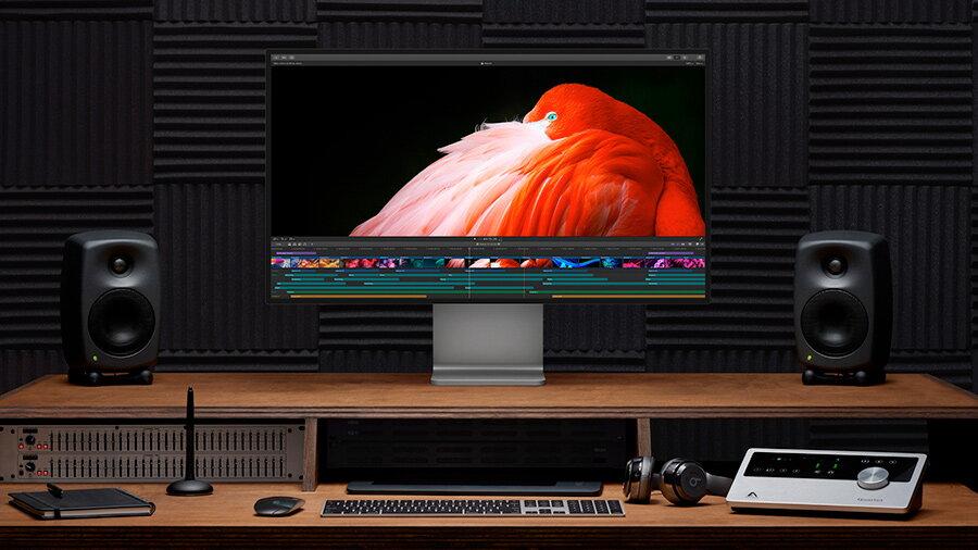 apple mac pro studio profesional