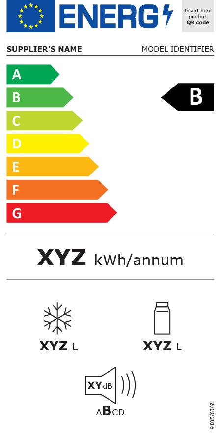 eticheta clasa energetica 2021 frigidere